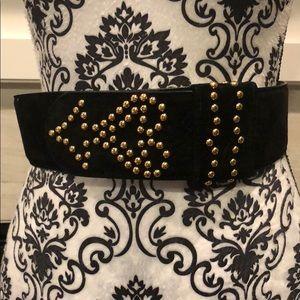 Women's Anne Klein Genuine Leather Belt